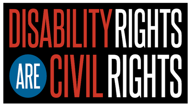 disability rights Find out about protection for disabled people from discrimination at work, in education or dealing with the police.