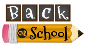 It's Back-to-School for Us