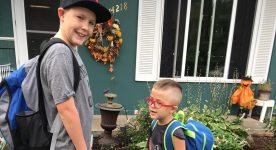Back-to-School Shopping and the Onlookers